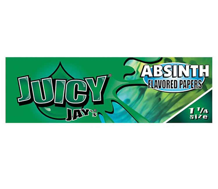 Juicy Jay Absinth Flavored Rolls