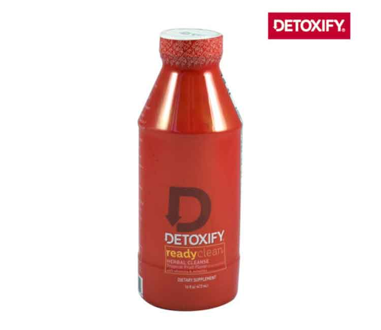 Detoxify Ready Clean Herbal Cleanse