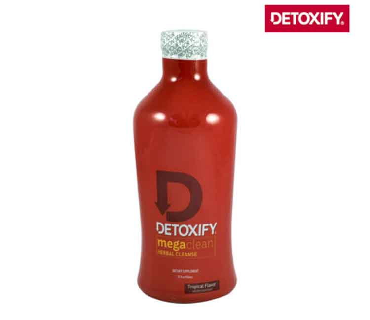 Detoxify Mega Clean Herbal Cleanse
