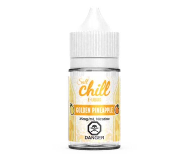 Golden Pineapple by Chill Nic Salt - 30ml