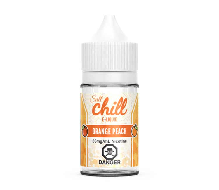 Orange Peach by Chill Nic Salt - 30ml