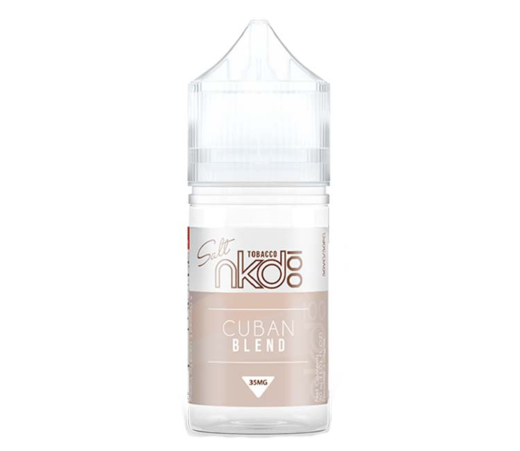 Cuban Blend by Naked100 Nic Salt – 30ml