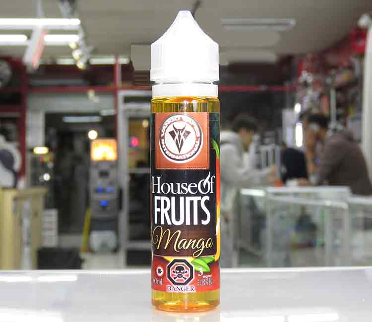 Mango by Vango Vapes Free Base – 60ml