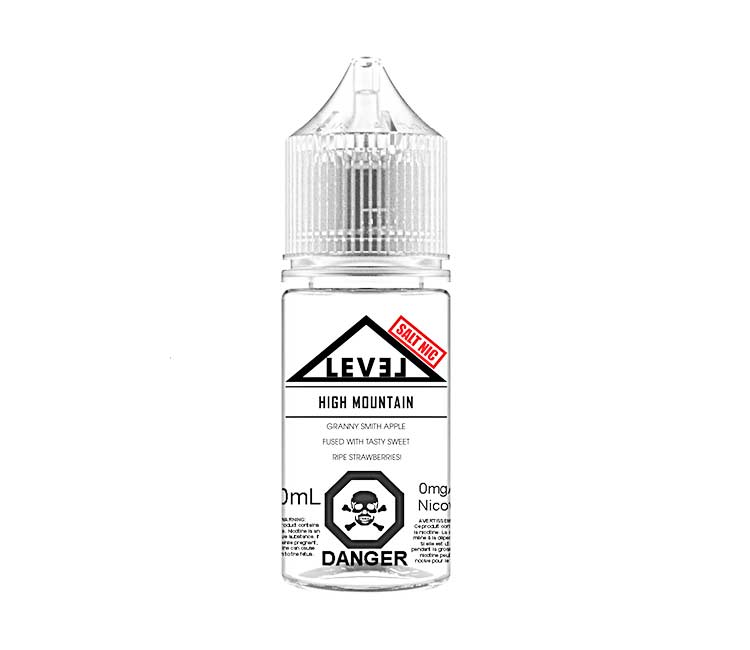 High Mountain by Level Up Nic Salt - 30ml