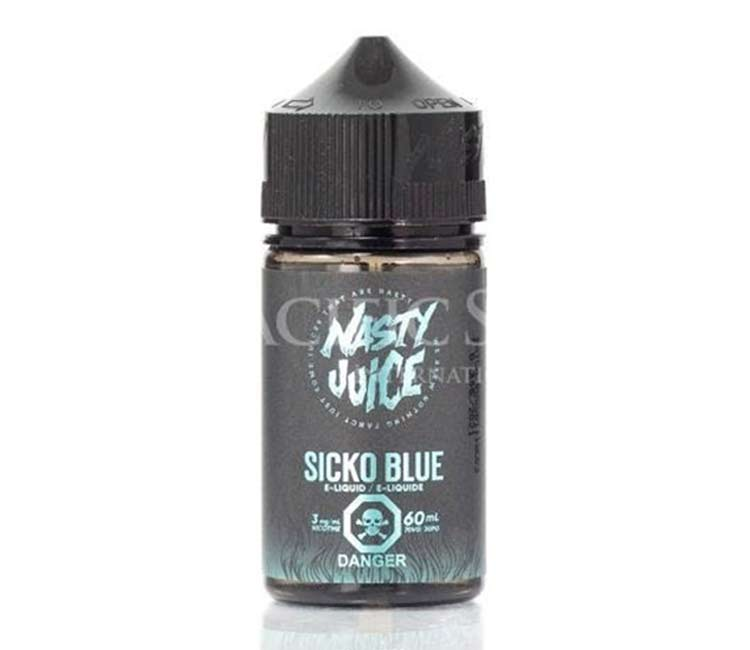 Sicko Blue by Nasty Juice Free Base - 60ml