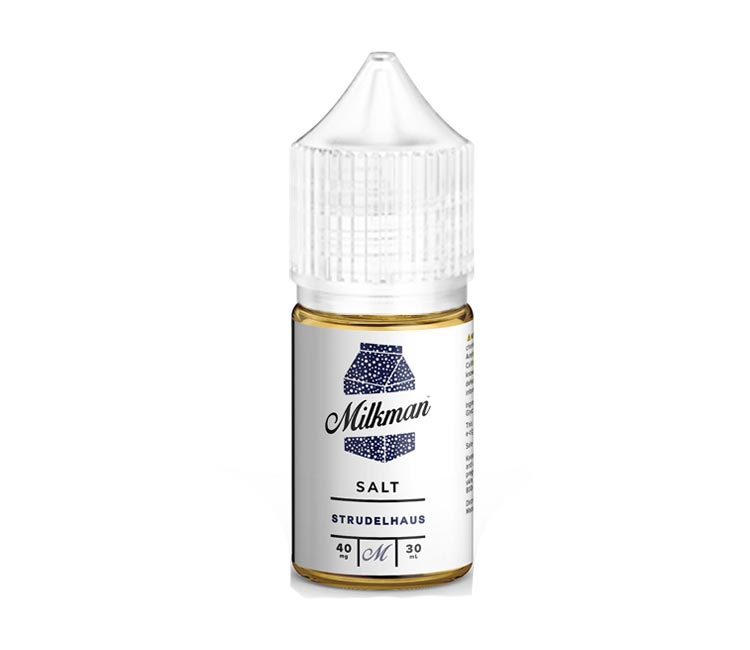 Strudelhaus by The Milkman Nic Salt - 30ml