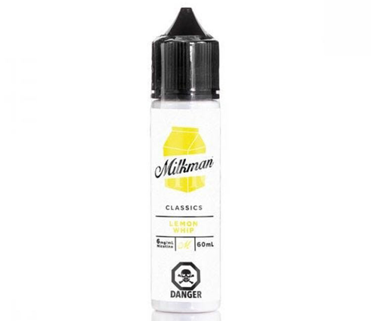 Lemon Whip by The Milk Man Free Base - 60ml
