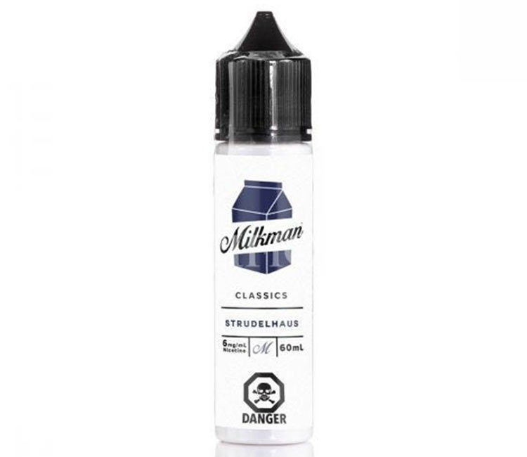 Strudelhaus by The Milk Man Free Base - 60ml