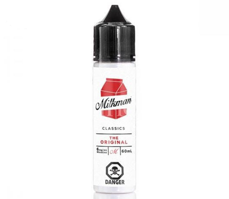 The Original by The Milk Man Free Base - 60ml
