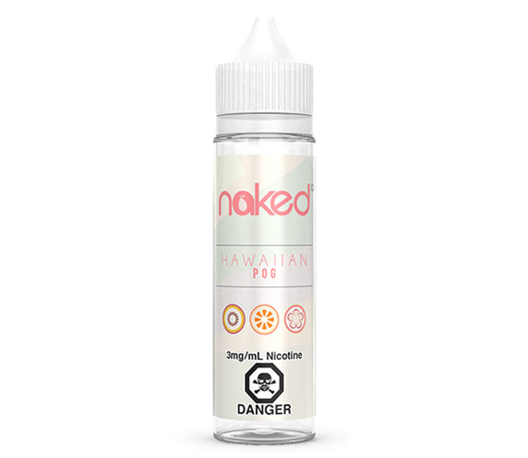Hawaiian Pog Free Base E-Liquid by Naked 100 – 60ml