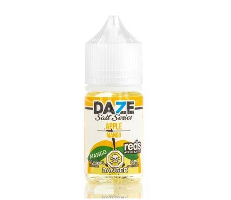 Mango - Apple Nic Salt E-Liquid by 7Daze - 30ml