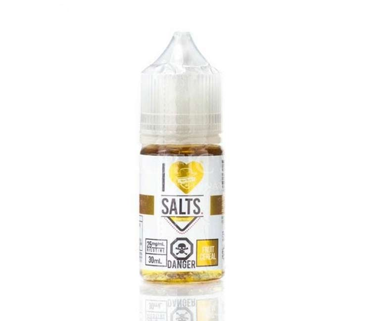Fruit Cereal Nic Salt E-Liquid by I Love Salts - 30ml