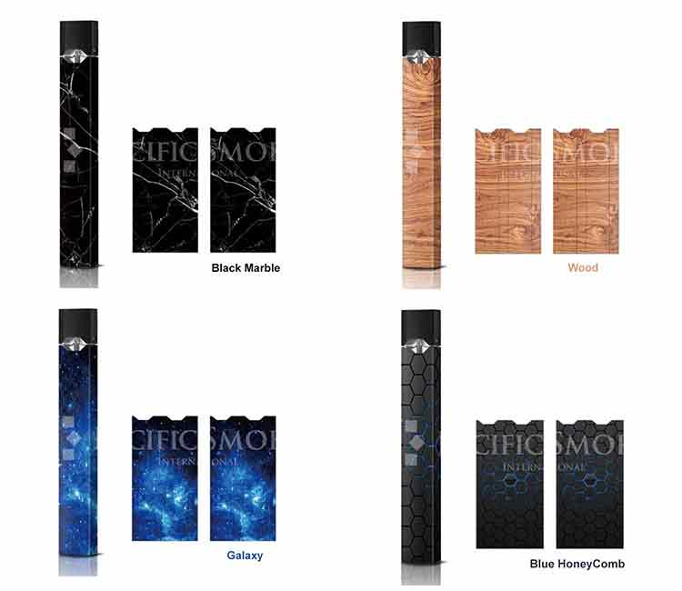 Skins for JUUL Device - Pod - Charger