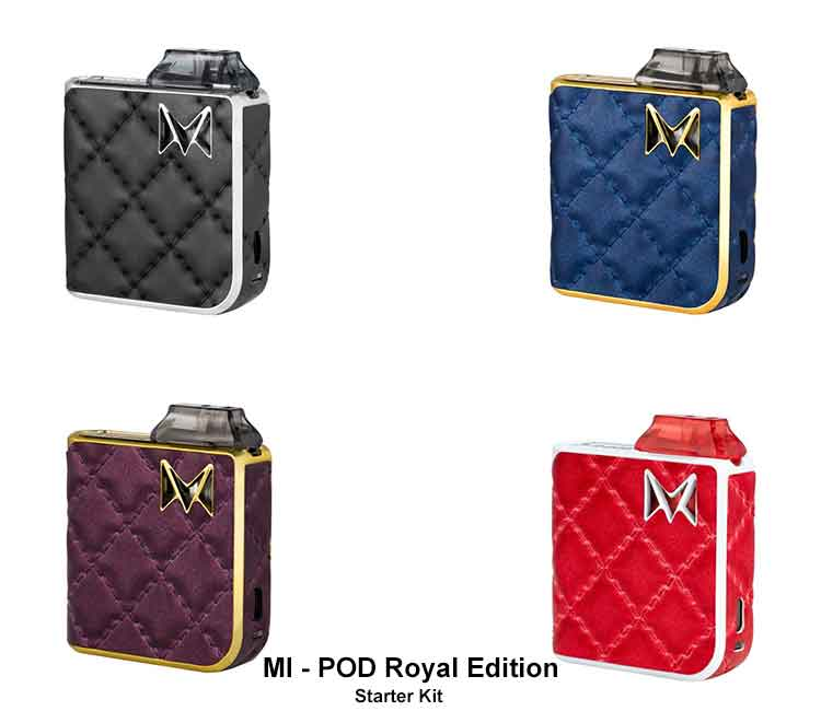 Mi - Pod Starter Kit - Royal Collection