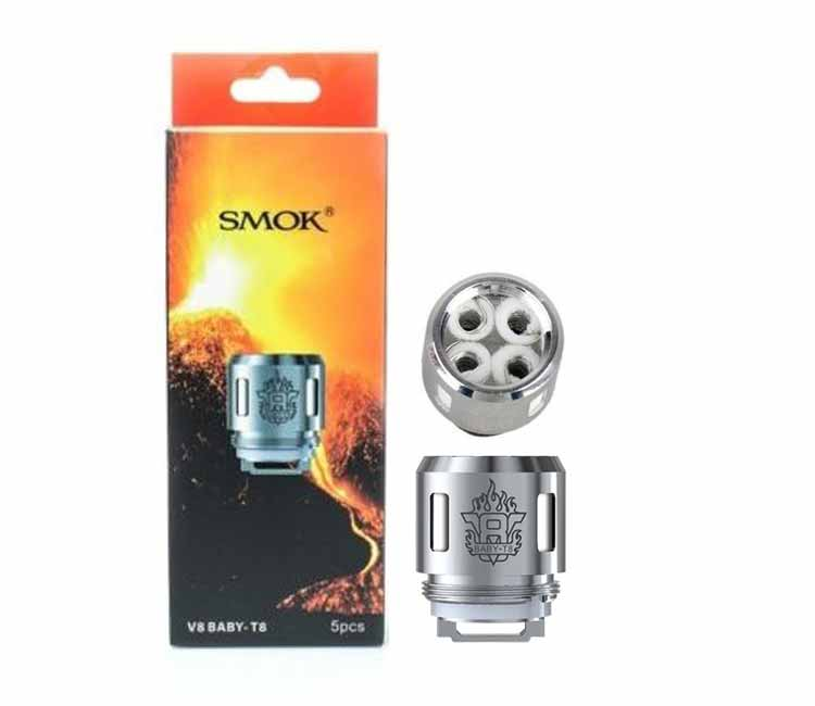 SMOK V8-Baby T8 Replacement Coil Head