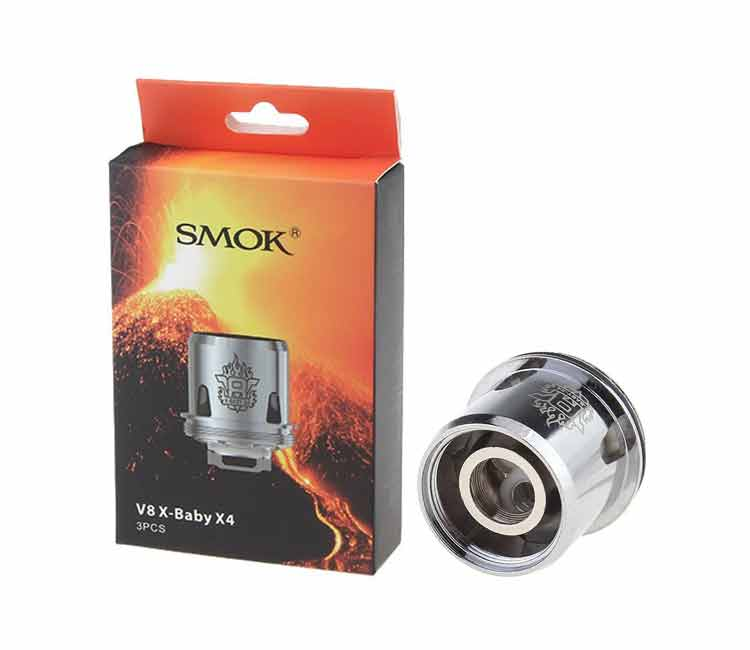 SMOKV8 X-Baby X4 Replacement Coil Head