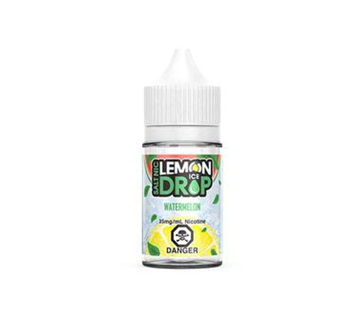 Watermelon Ice- Nic Salt E-Liquid by Lemon Drop - 30ml