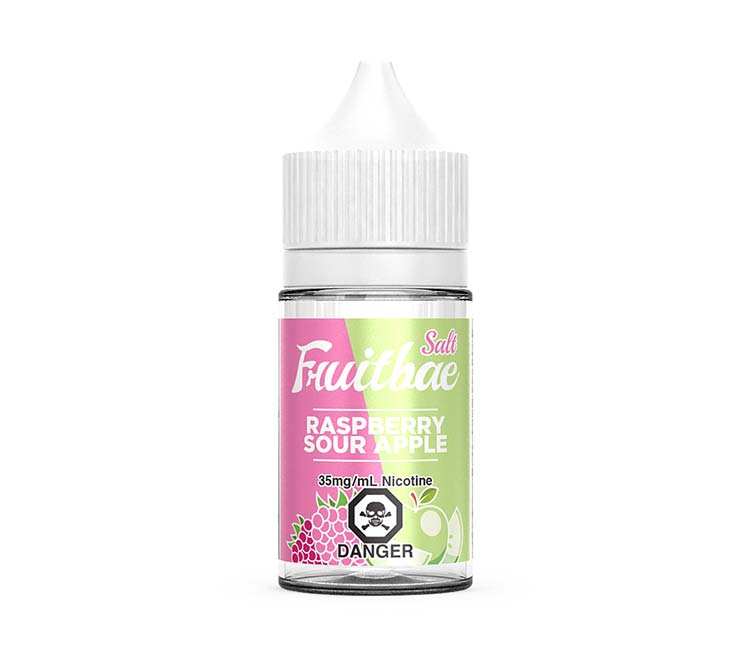 Raspberry Sour Apple by Fruitbea / Sorbae Nic Salt – 30ml