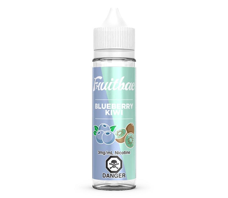 Blue Berry Kiwi by Fruitbae / Sorbae Free Base – 60ml