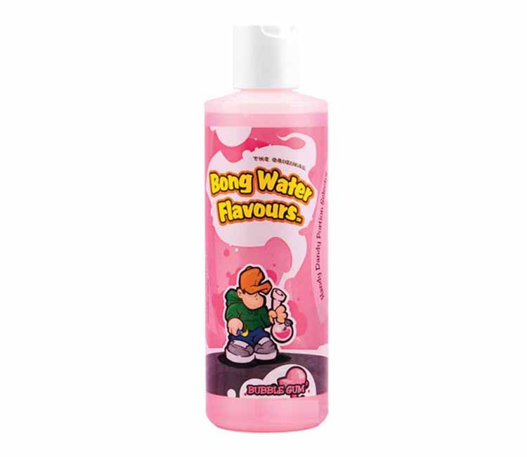 The Original Bong Water Flavours - Bubble Gum