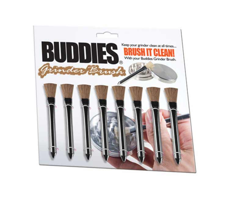 Buddies Grinder Cleaning Brush