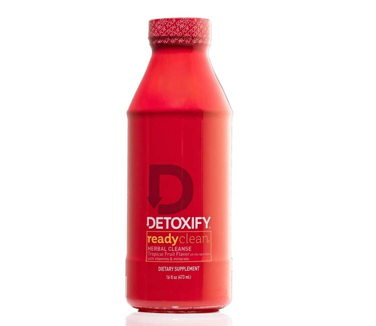 Detoxify Ready Clean Herbal Cleanse 16 oz