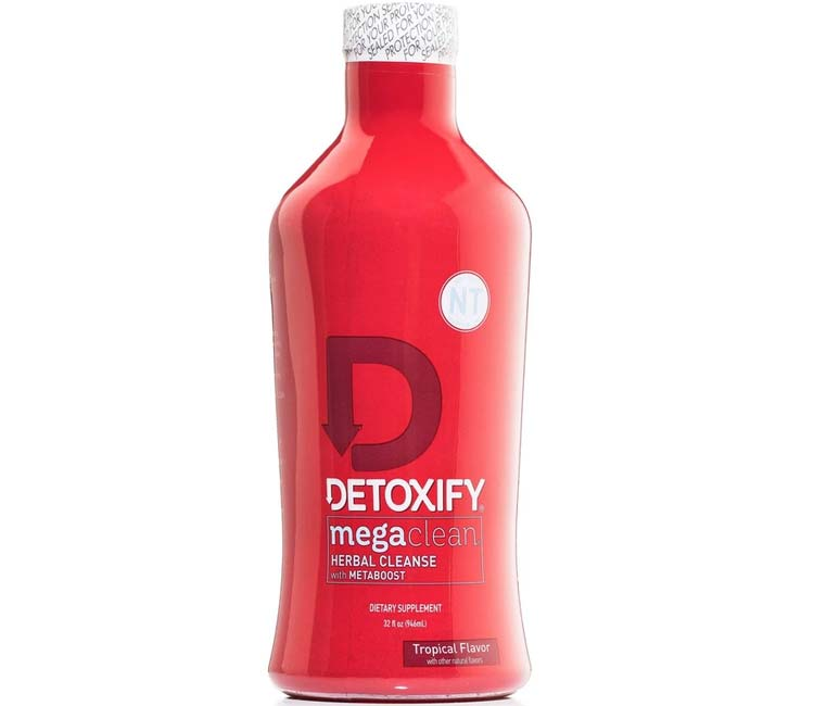 Detoxify Mega Clean NT Herbal Cleanse 32 oz