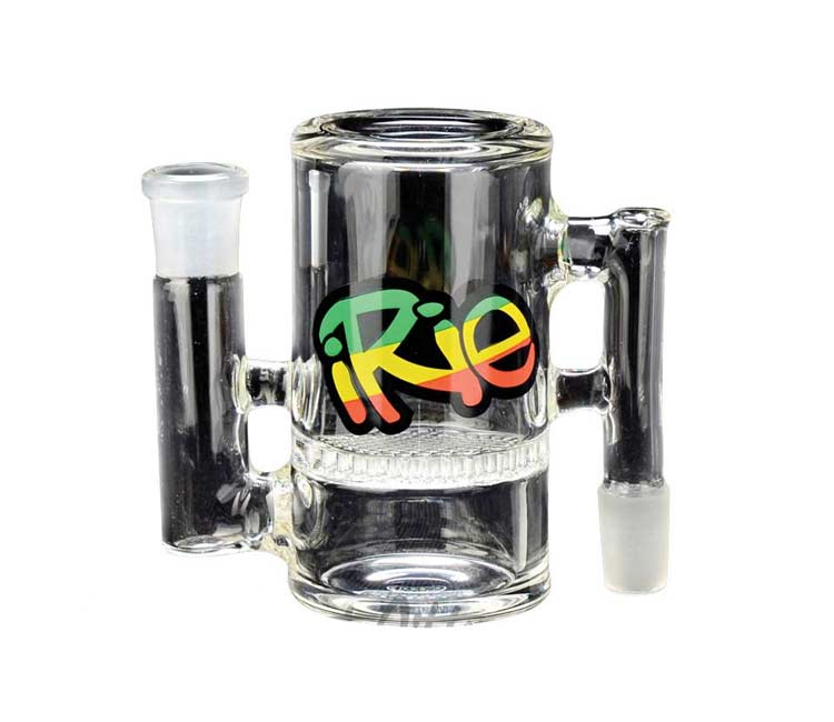 iRie 14mm Ash Catcher with Honeycomb Perc
