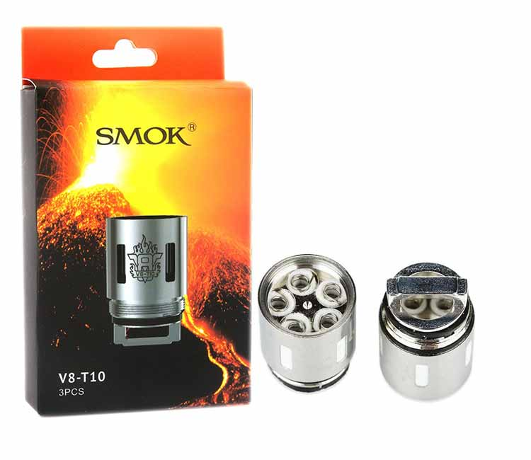 Smok V8-T10 Deca/Decuple Replacement Coil  Head
