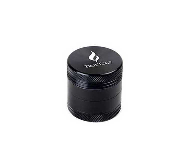 True Toke 4-Piece Grinder Mini 1.5 Inch
