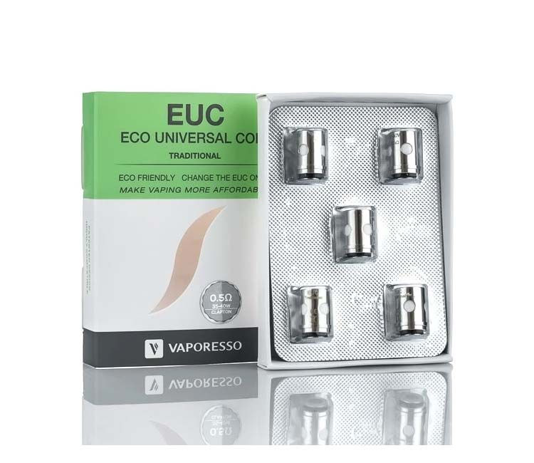 VaporessoTraditional EUC ECO Universal Replacement Coil