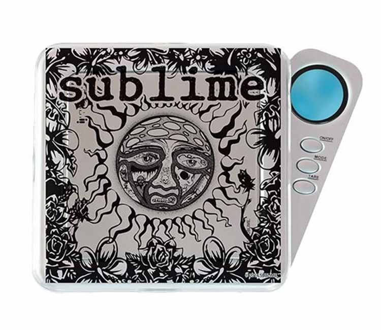 Sublime Panther - Licensed Digital Pocket Scale - 50G X 0.01G (SUP0050)